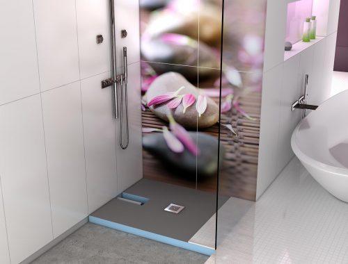 wedi-bodengleiche-dusche-fundo-plano-impression